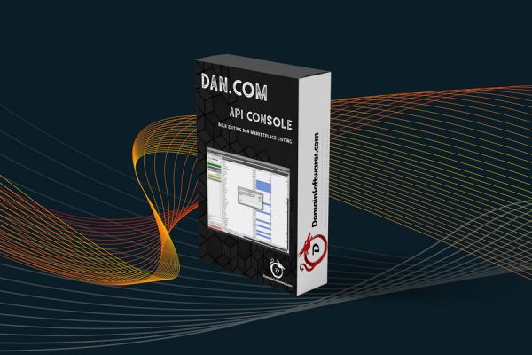 DAN API Console – Bulk Editing Your DAN Marketplace Listing