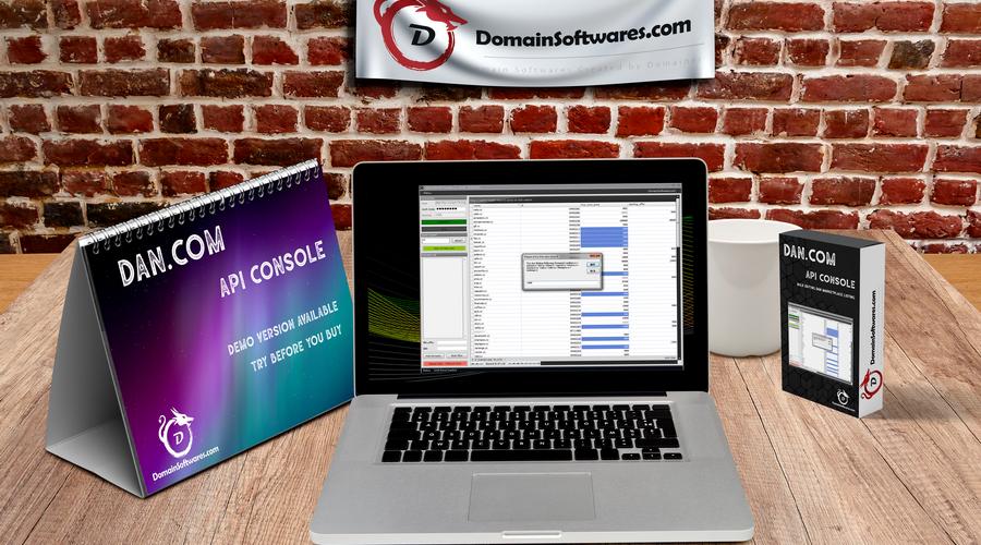 DAN.com API Console - Bulk Editing Your DAN Marketplace Listing (Demo Version)