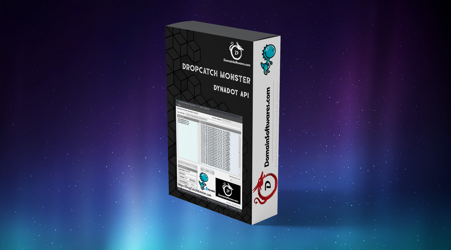 DropCatch Monster - Dynadot API - Best Dropcatch Software