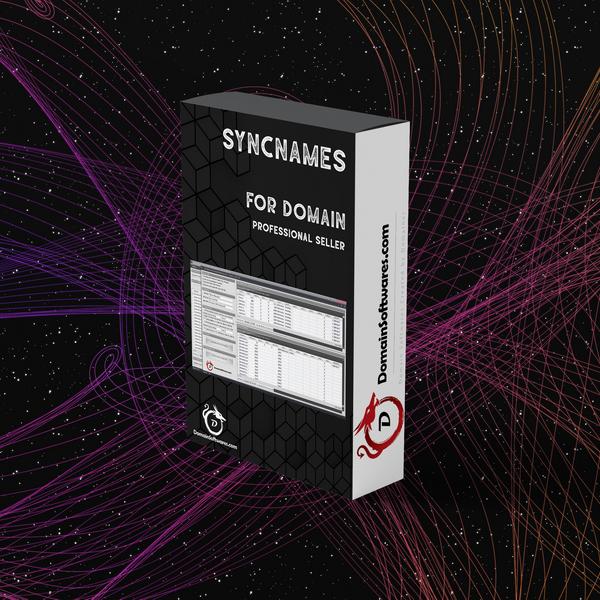 SyncNames for Domain Professional Seller