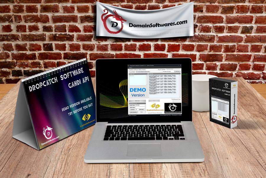 DropCatch Software – Gandi API (DEMO VERSION)