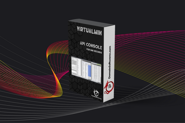 Virtualmin API Console for Bulk Edit DNS Records