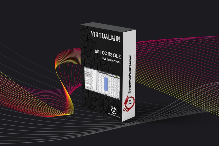 Virtualmin API Console For Domain Management, Bulk add or delete domains into Virtualmin