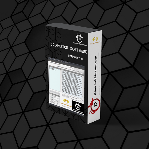 DropCatch Software - RRPproxy API