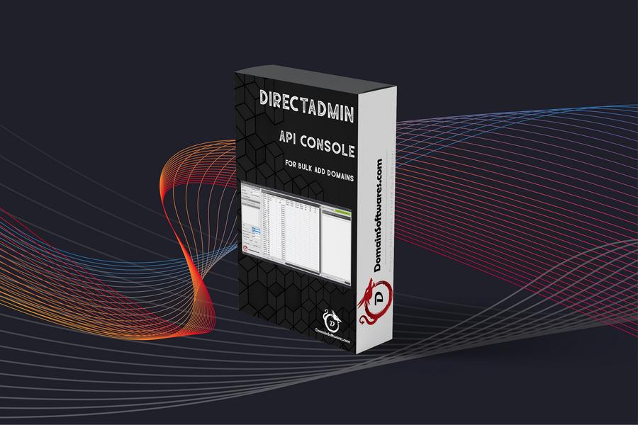 DirectAdmin API Console For Bulk Add Domains